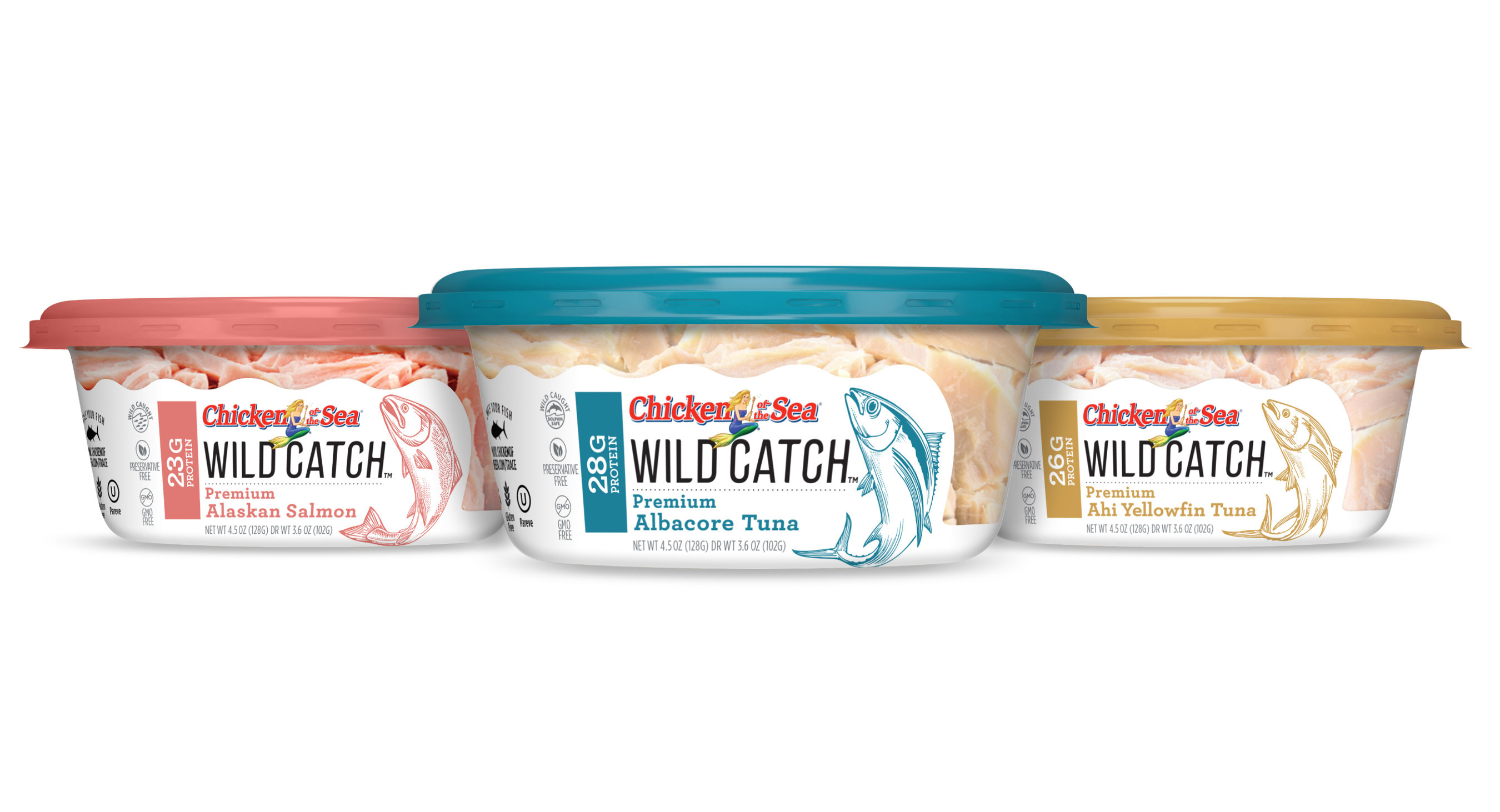 Chicken of the Sea Launches Premium Line Wild Catch Products
