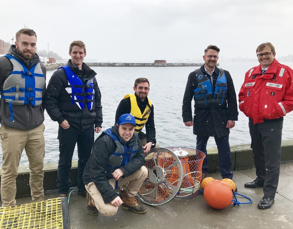 Nova Scotia Businesses Awarded Grants For Innovative Solution to Minimize Ghost Gear, Upcycle Gear