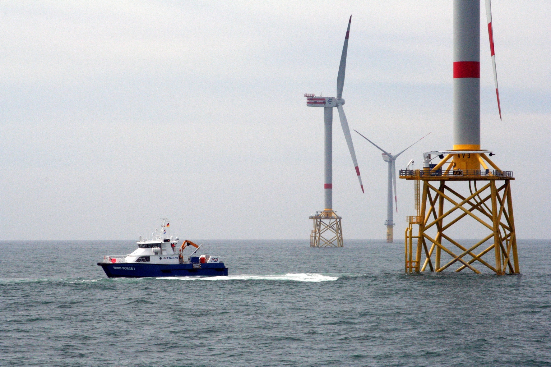 New Lobbying Group Formed by East Coast Fishing Industry to Address Wind Power Concerns