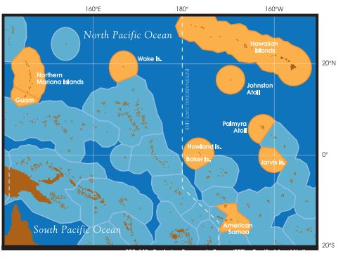 Western Pacific Region Issues Status of the Fisheries 2017